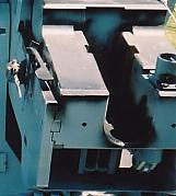 breech rear
